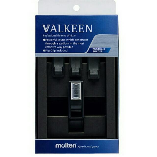 Còi trọng tài Bóng đá Molten Valkeen